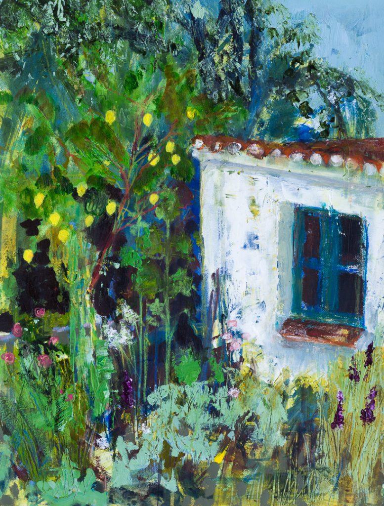 Alison Burt Lemons in Andalucia