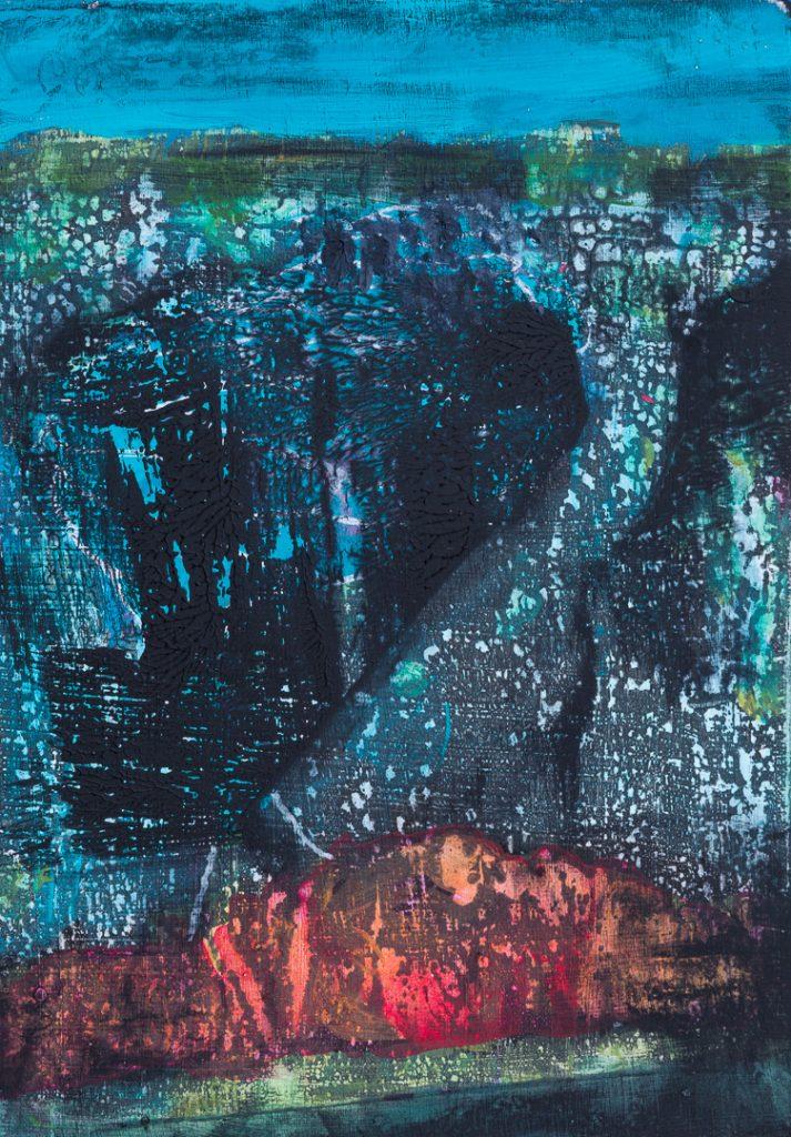 Alison Burt Landscape Unfolding