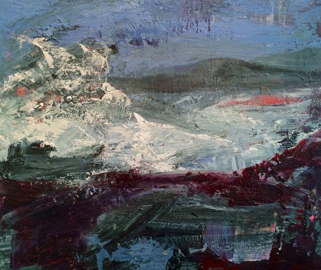 Alison Burt Sea Spray
